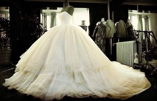 My Pocket Thoughts: My dream wedding dress
