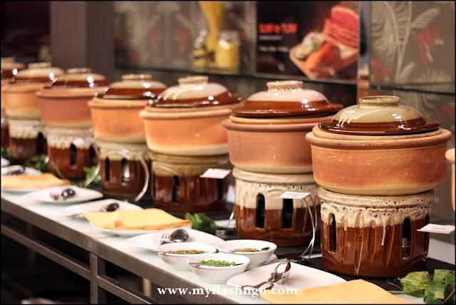 Penang : Buffet | 买二送一 G Hotel Rasa-Rasa Malaysia Dinner Buffet
