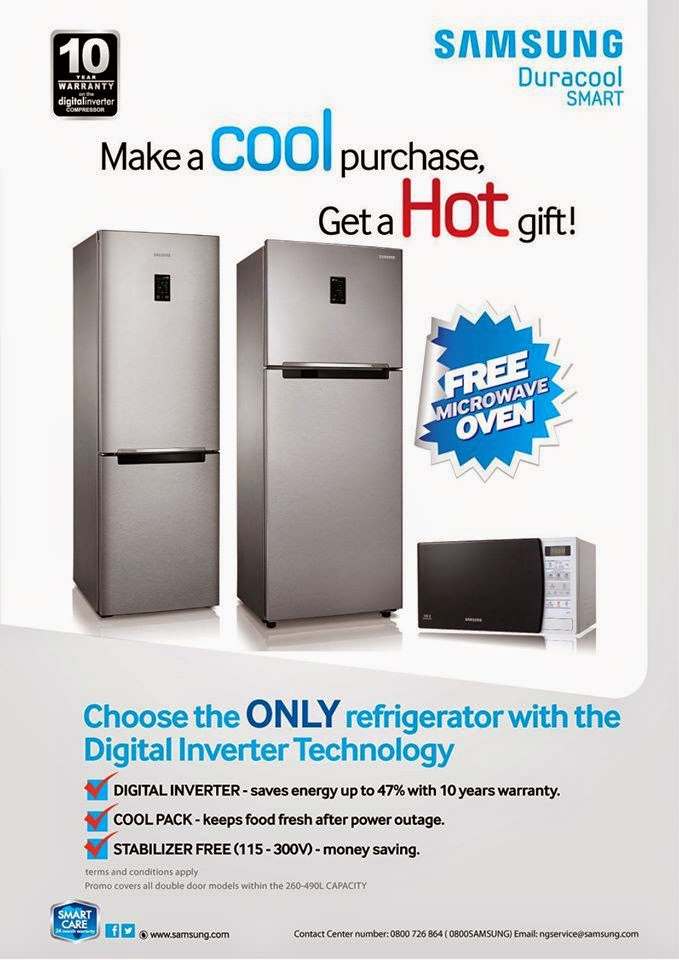 Get a Microwave Oven absolutely FREE