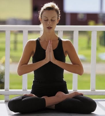Yoga Poses that can help you Get Pregnant