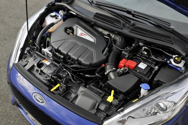 Ford Fiesta ST 1.6l ecoboost engine