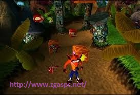 Free Download Game Crash Bandicoot PSX ISO Full Version ZGASPC