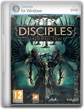 Capa Disciples III: Resurrection   PC (Completo) + Crack