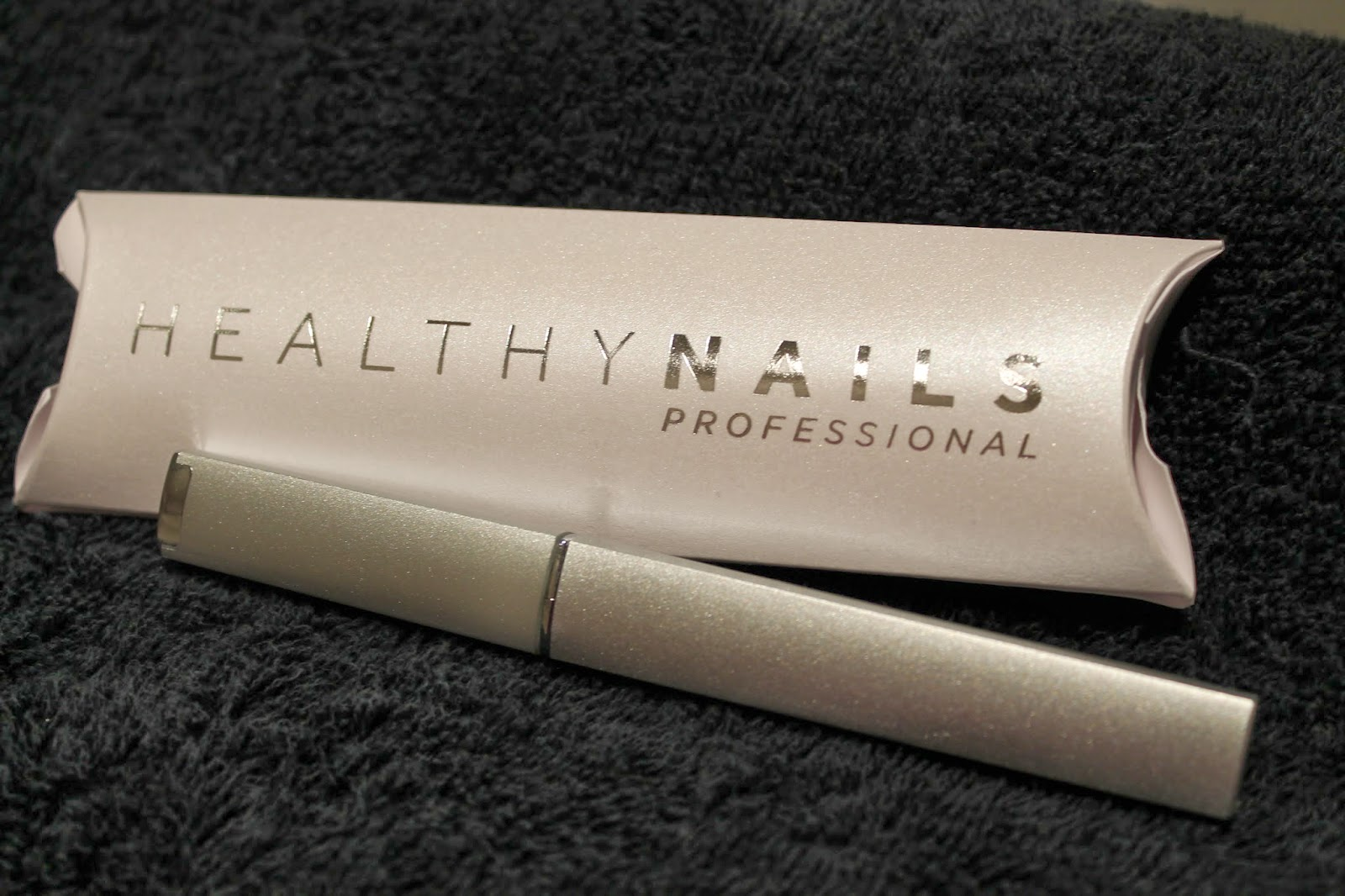 Healthy Nails Crystal Nail File Review