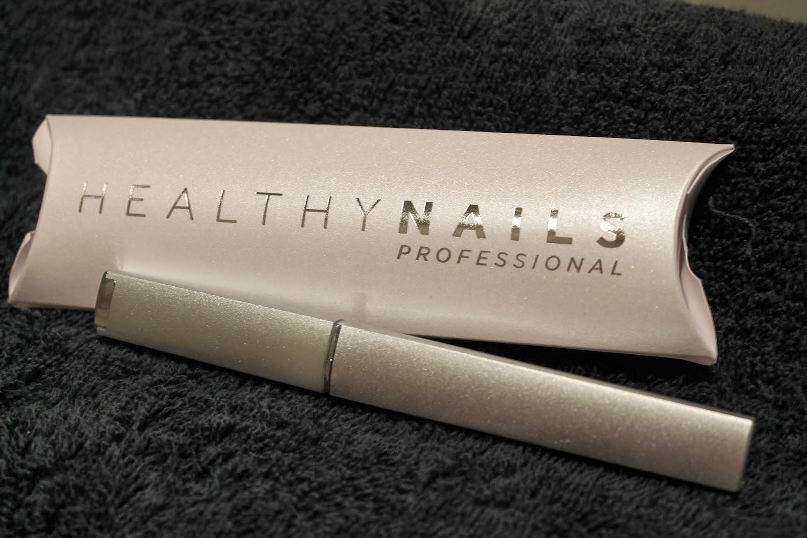 Healthy Nails Crystal Nail File Review
