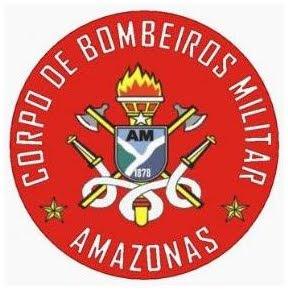 PRIMEIRA VISITA OFICIAL DO CLUBE DOS OFICIAS AO COMANDO DO CORPO DE BOMBEIROS MILITAR DO AMAZONAS