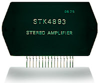 STK 4839 STK4913 STK4773 amplifier