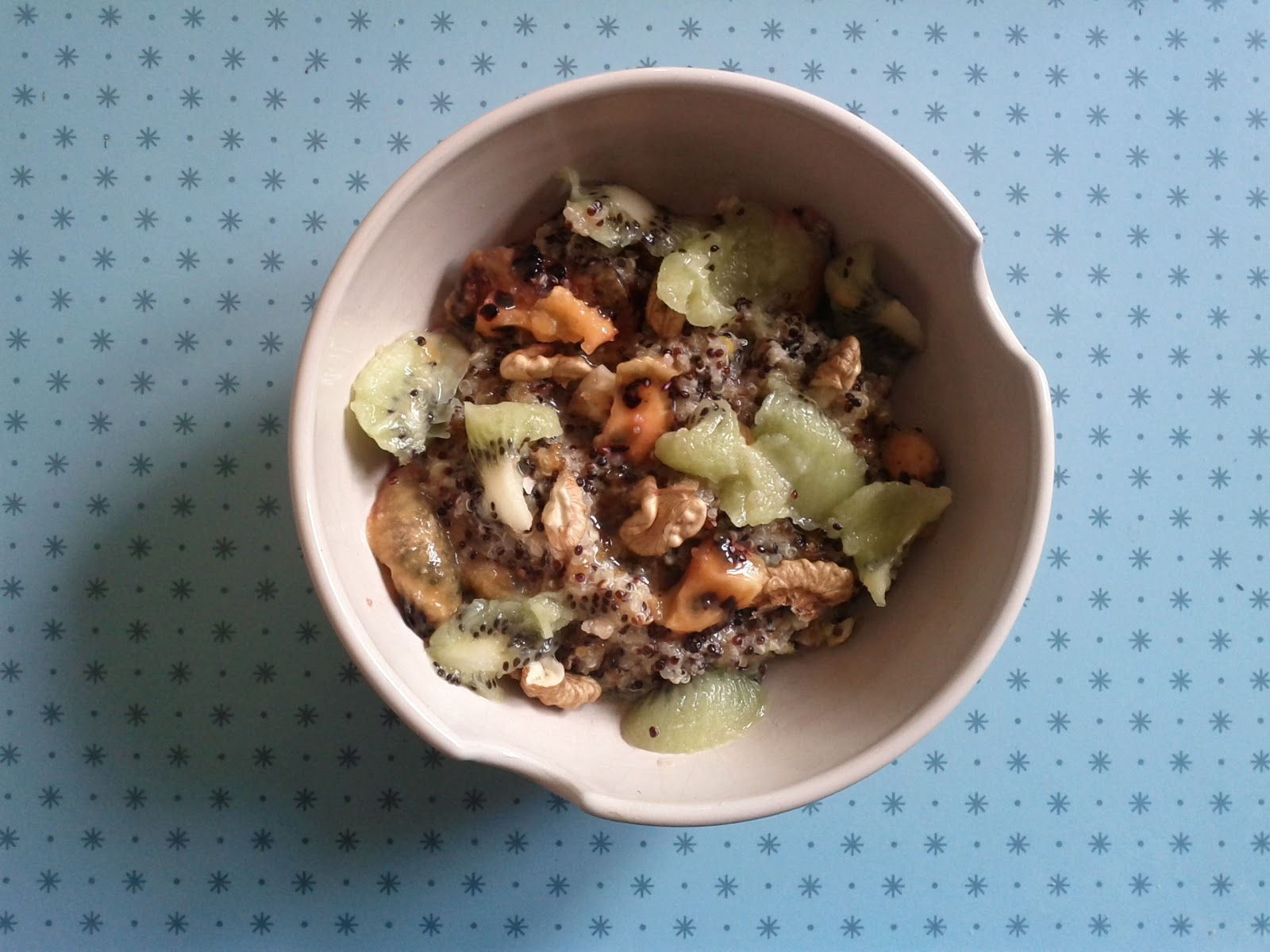 Auckland food blog recipe quinoa porridge this recipe for quinoa porridge is adapted from a book called vegan soul kitchen there are plenty of variations around the internet but this one works for forumfinder Choice Image