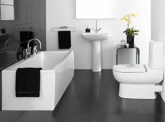 designs for small bathrooms 3 Projetos para banheiros pequenos