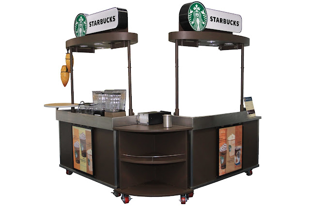 Starbucks Frappuccino® Booth Lands In Cebu, Starbucks Planner