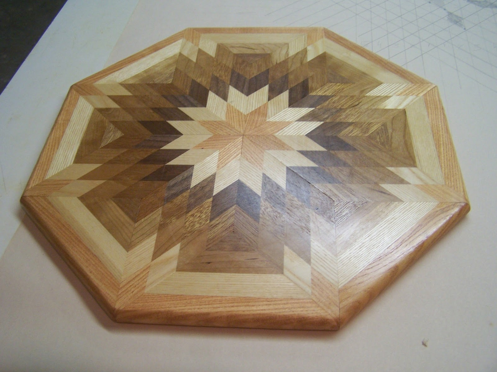 Wood art the multi generational method creating