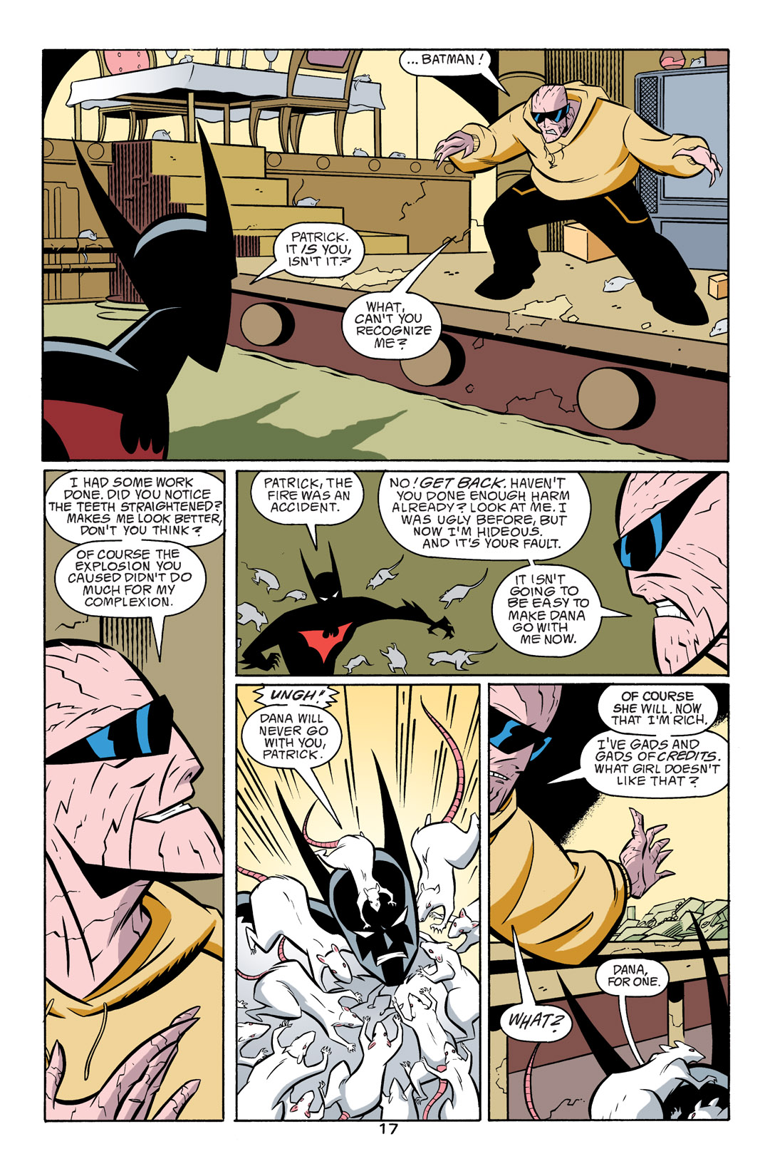 Batman Beyond [II] Issue #17 #17 - English 18