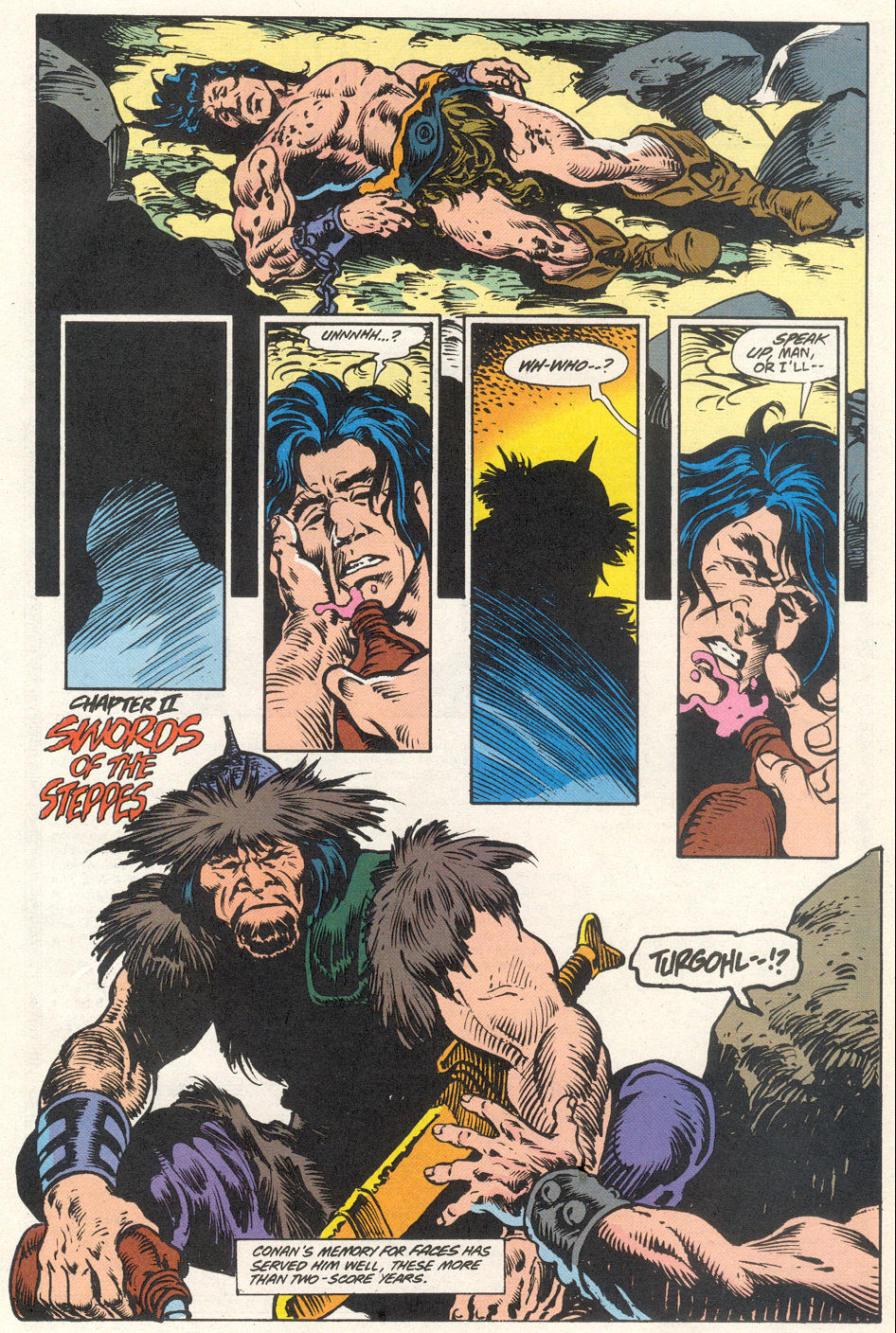 Conan the Barbarian (1970) Issue #275 #287 - English 19
