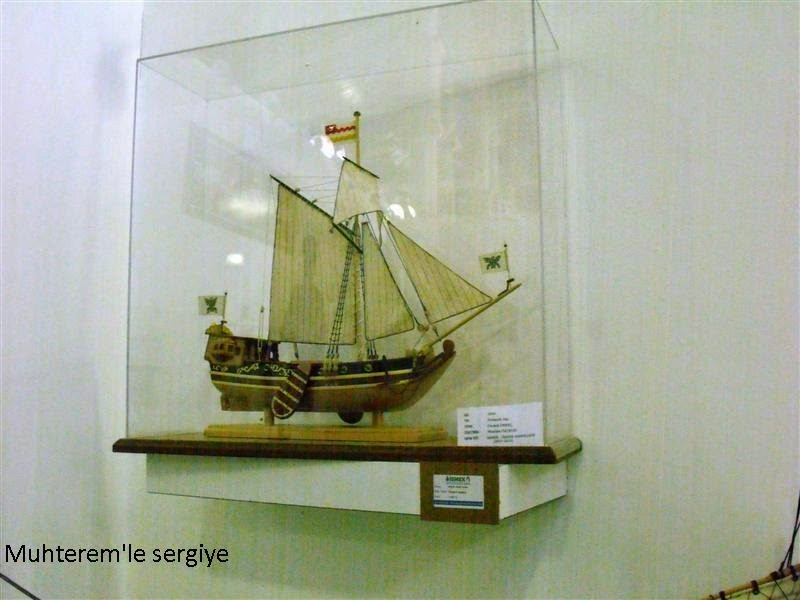 gemi maketi eğitimi