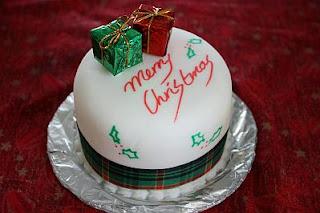Tortas de Navidad, parte 1