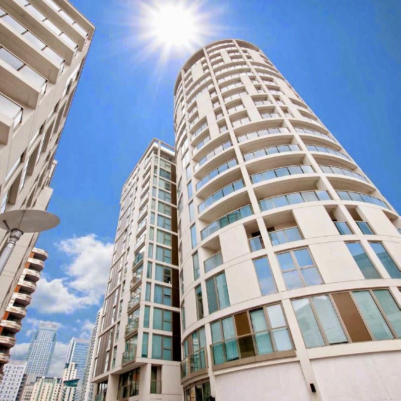 Canary Wharf 金絲雀碼頭建案