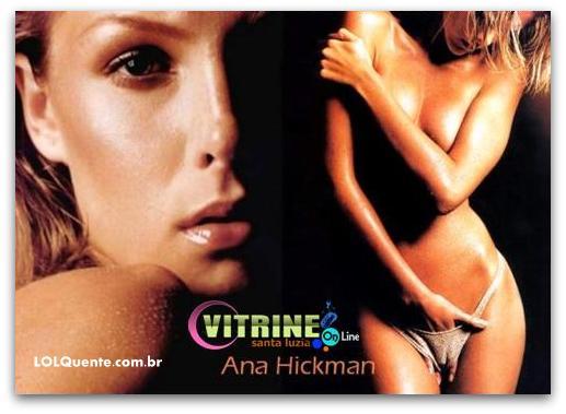 fotos de ana hickmann nua pelada buceta vagina