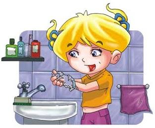 Si higiene personal quieres aprender te invitamos a - Trucos para ir al bano todos los dias ...