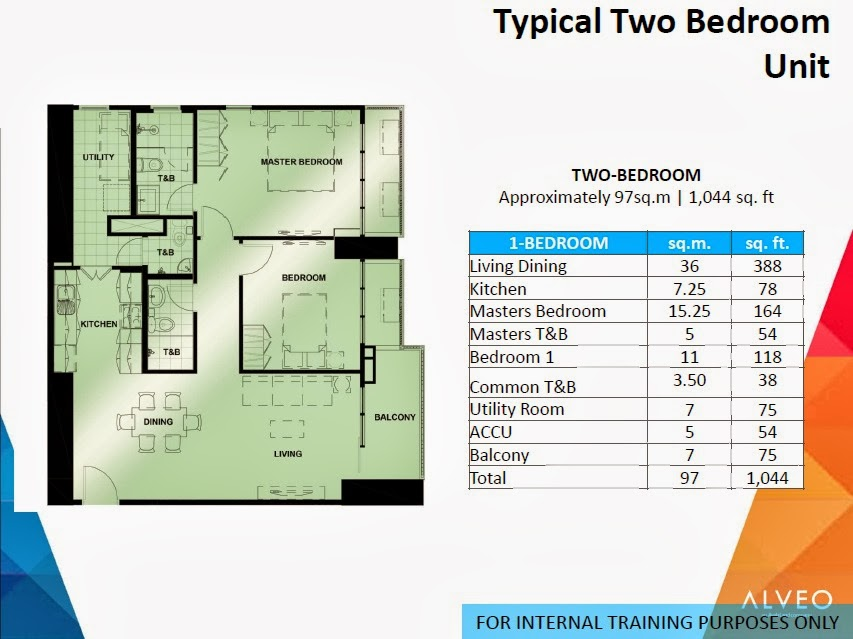 The Fort Bgc Condo For Sale Verve Residences Tower One