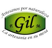 SALSAS ARTESANAS GIL