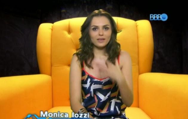 Monica Iozzi CQC BBB14
