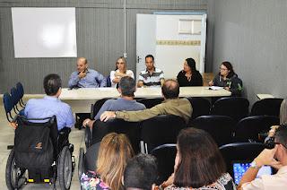 Prefeitura e hospitais se reúnem para tratar do  Plano Operativo Anual ( POA 2016 )