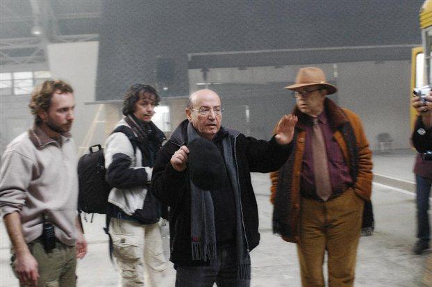 Πριν ακόμα κηδευτεί ο μεγάλος Έλληνας σκηνοθέτης Θόδωρος Αγγελόπουλος 50e9165e61c