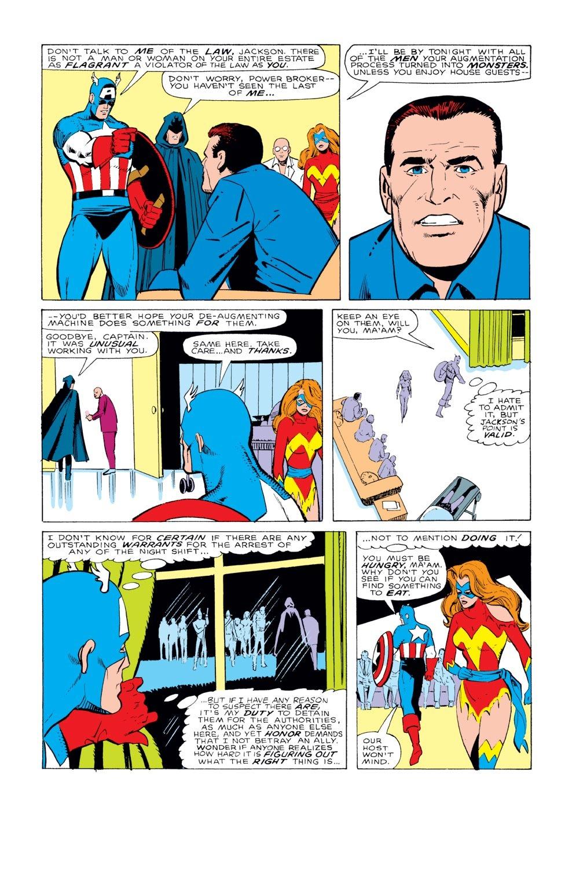 Captain America (1968) Issue #331 #260 - English 12