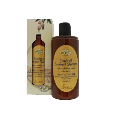 shampoo de argan