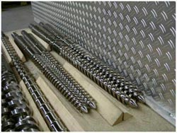 Vent Type Screw Exporter, Barrel For   Plastic Extruder Supplier, Spiral Groove Feeding Zone