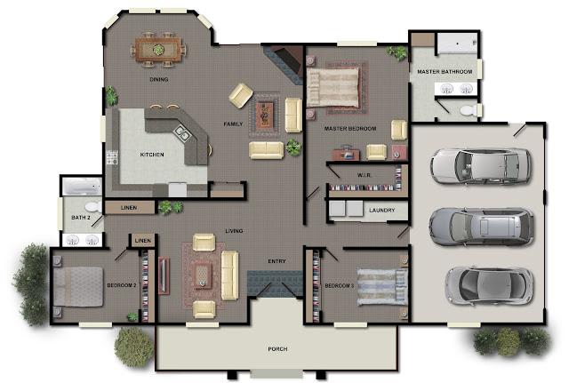 Architecture Floor Plans1