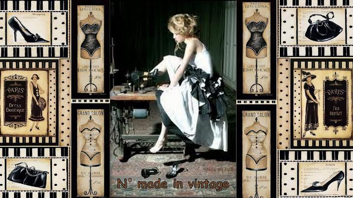 N made in vintage