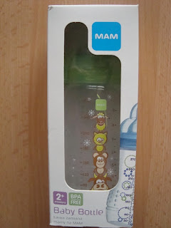 MAM Baby Bottle 270 ml - opinia