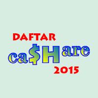 Cara Terbaru Daftar Sharecash 2015