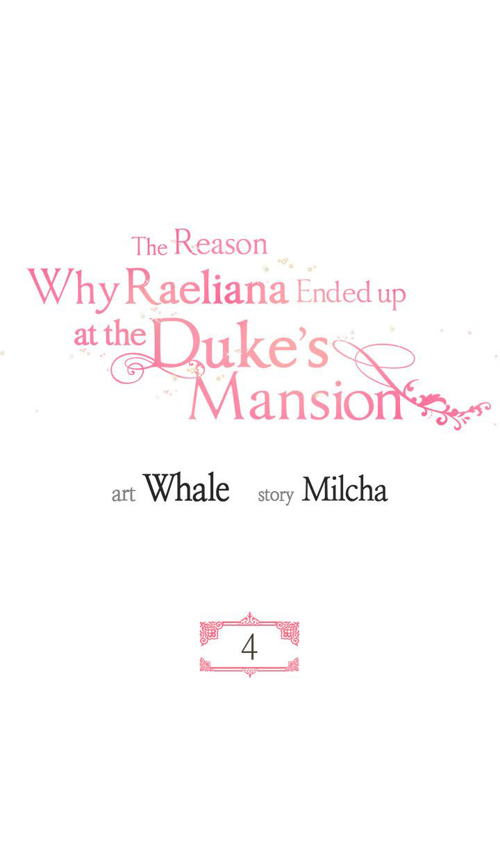 The Reason Why Raeliana Ended up at the Duke s Mansion-ตอนที่ 4