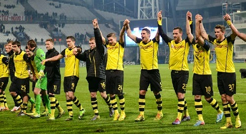 Dortmund Bantai Mainz 4-2 ,BVB Saatnya Bangkit!
