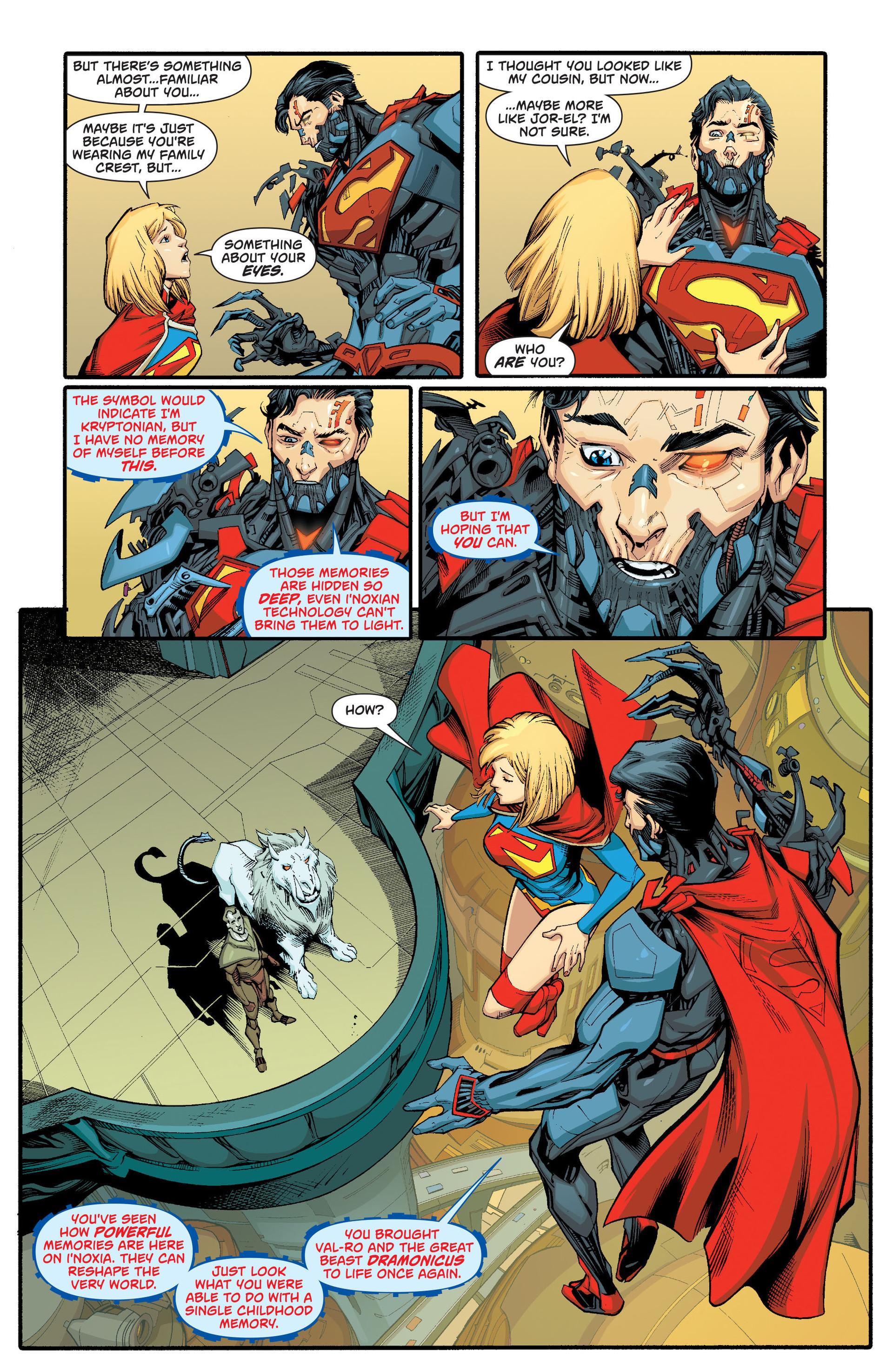 Supergirl (2011) Issue #22 #24 - English 3