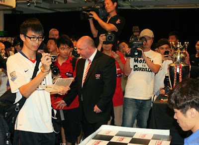 Manchester United Champions 19 Asia Trophy Tour Hong Kong