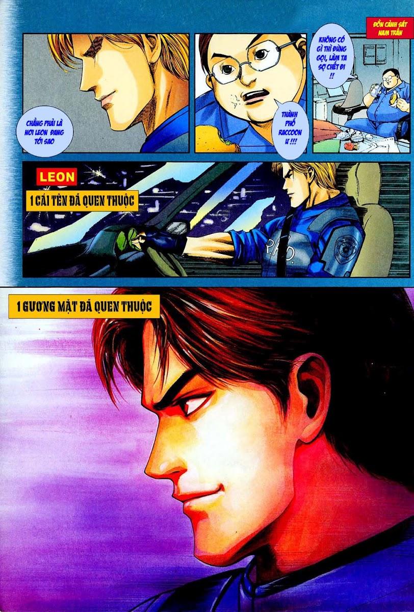 Resident Evil 3 chap 4 - Trang 34