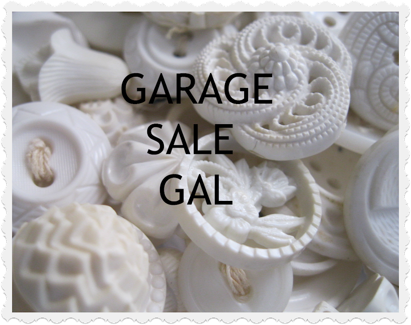 GARAGE SALE GAL