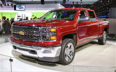 2014 Chevy Silverado HD