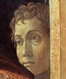 Autorretrato de Andrea Mantegna