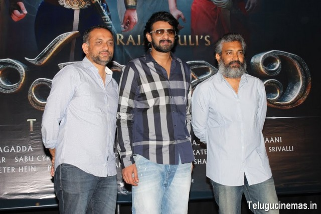 Baahubali Audio