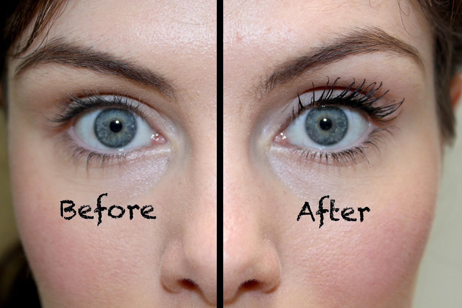 I AM A FASHIONEER: BENEFIT - THEY'RE REAL MASCARA