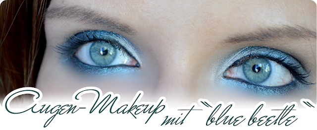 Tutorial mit Armani Blue Bettle