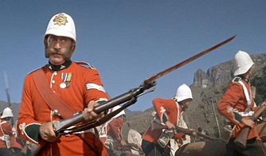 The greenman ten things the film zulu got wrong 4 the sergeant major stopboris Images