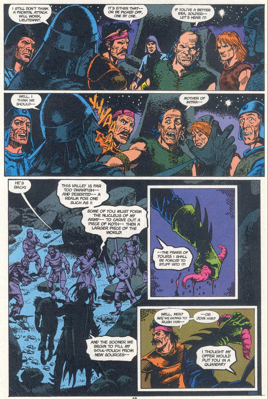 Conan the Barbarian (1970) Issue #272 #284 - English 15