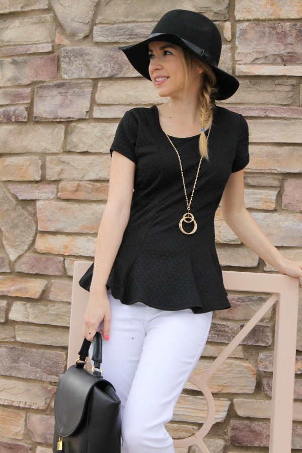 Byer California, Black and White, outfit, simply sutter