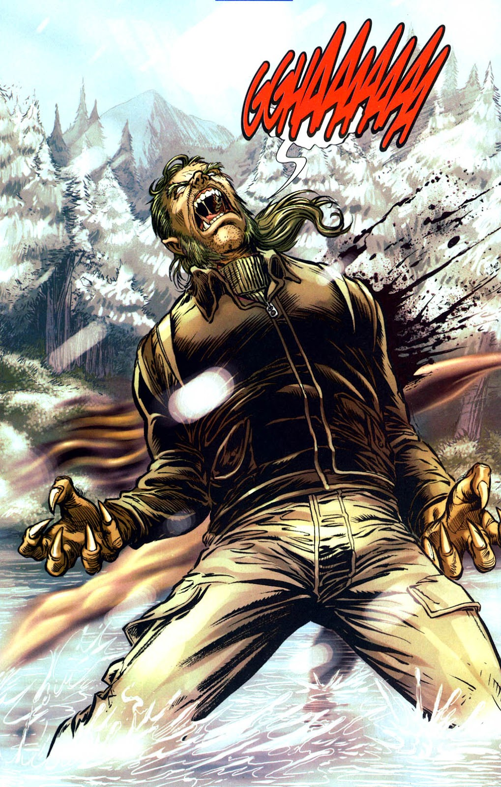Read online Wolverine (2003) comic -  Issue #13 - 9