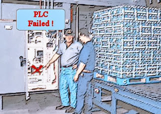 PLC failure rates